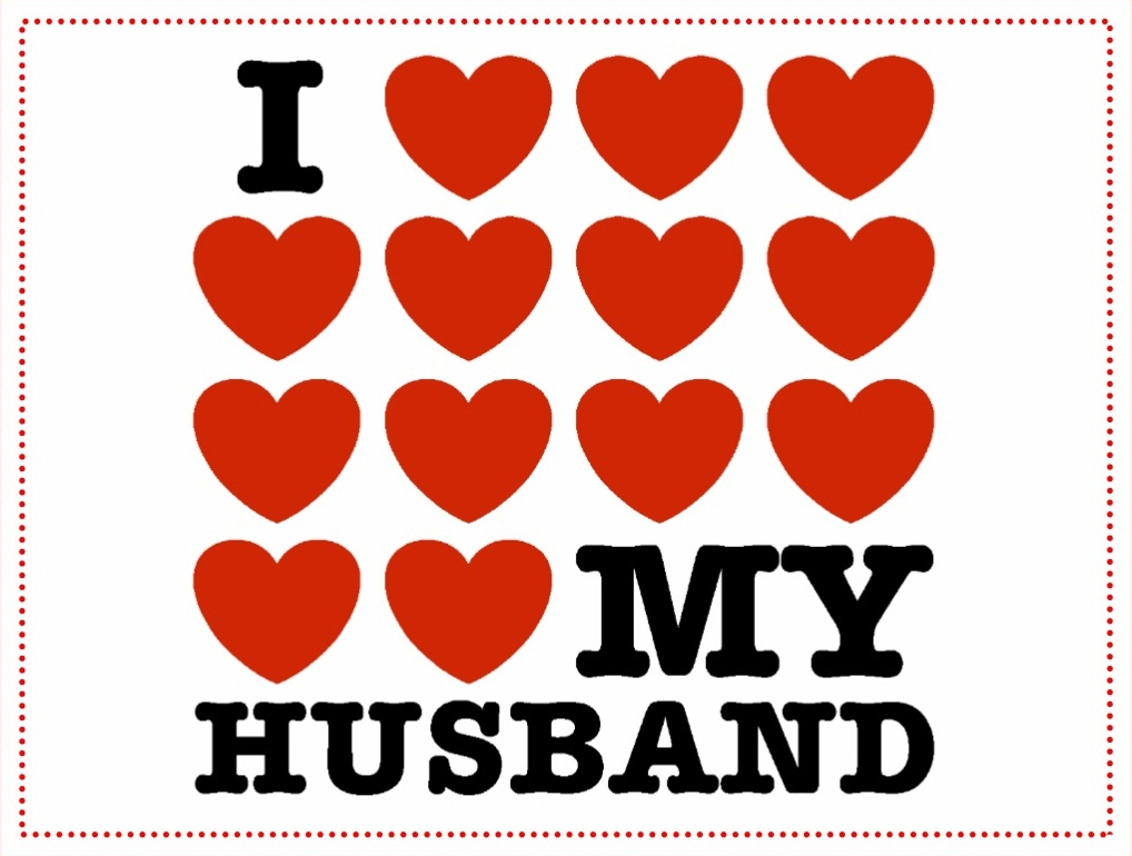 Love Wallpaper Husband Wife : I Love My Husband Images free download