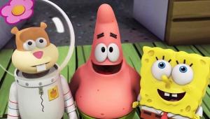 Spongebob Background Characters