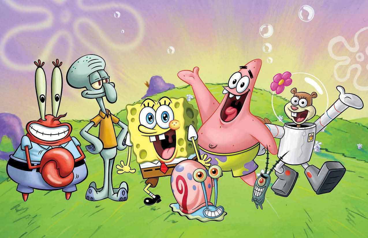 spongebob squarepants wallpapers funny pictures images