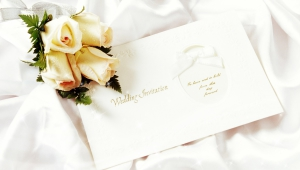 Wedding Flower Widescreen