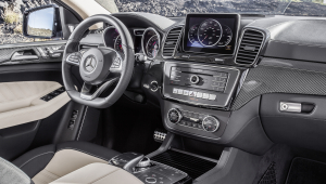 3 Mercedes Benz GLE Coupe
