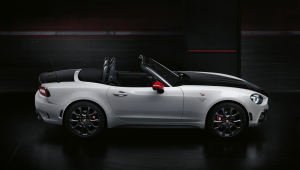 Abarth 124 Spider Pictures