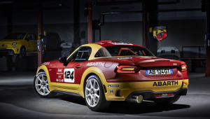 Abarth 124 Spider Wallpapers HD