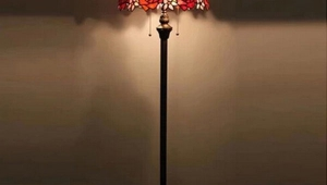 Antique Brass Floor Lamp Parts