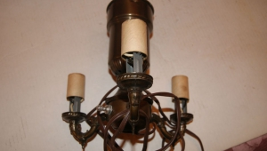 Antique Floor Lamps Parts