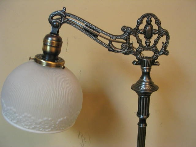 Antique vintage floor lamps mozeypictures Gallery