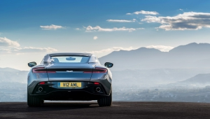 Aston Martin DB11 Computer Wallpaper