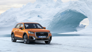 Audi Q2 Computer Backgrounds
