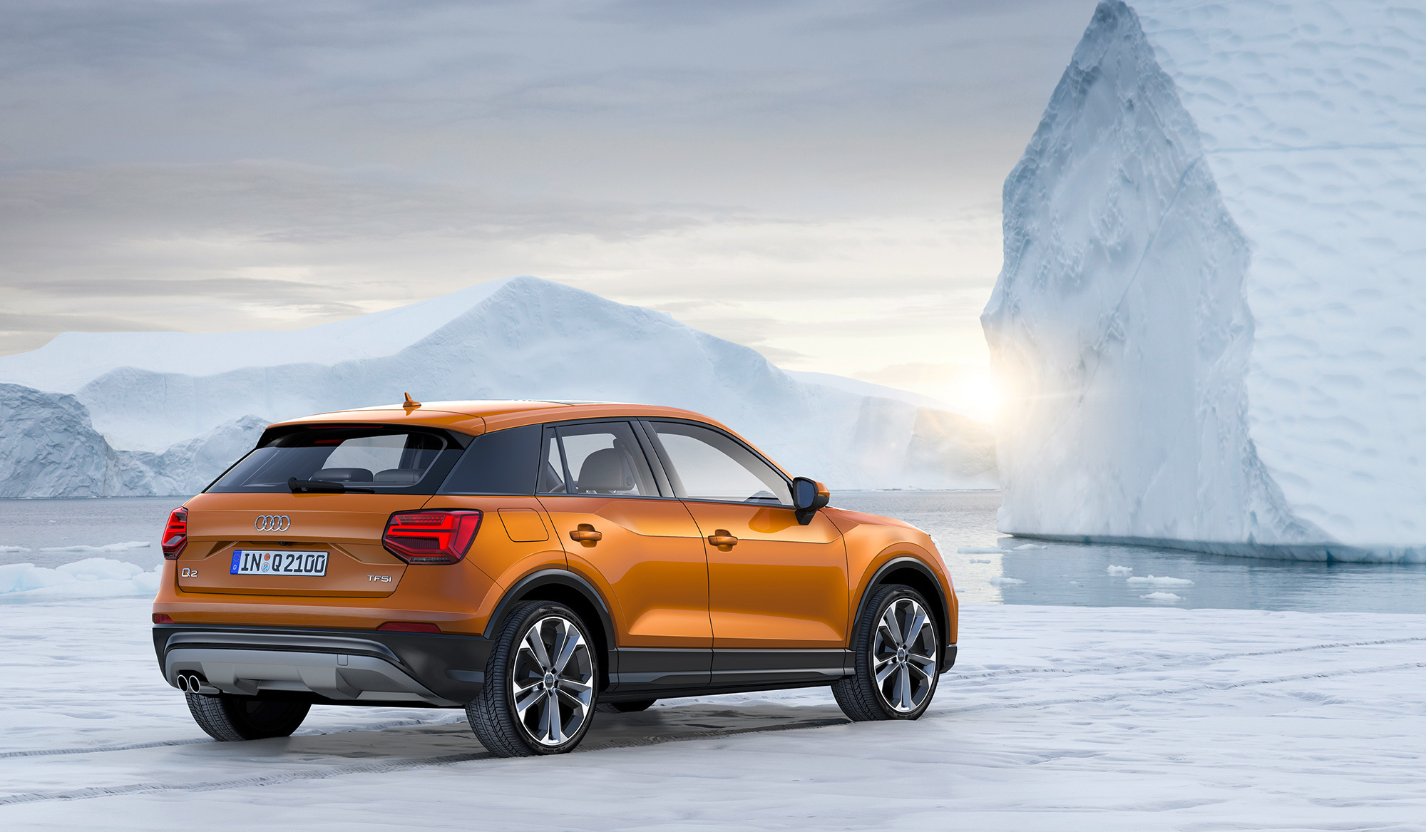Audi Q2 Wallpapers Images Photos Pictures Backgrounds