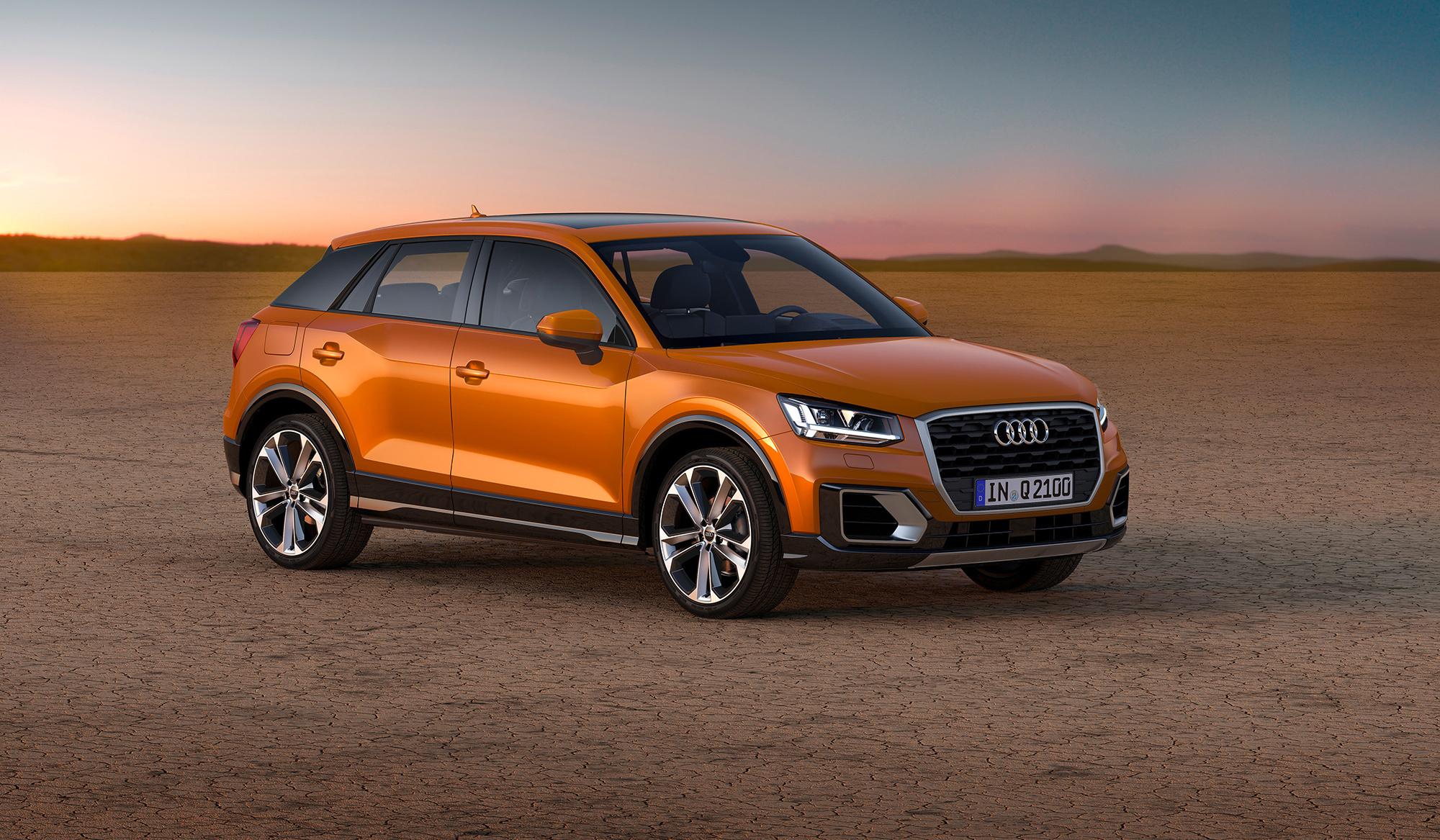 Audi Q2 Wallpapers HQ