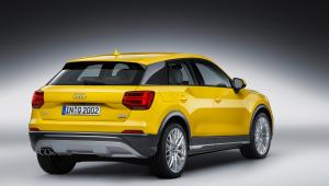 Audi Q2 Widescreen