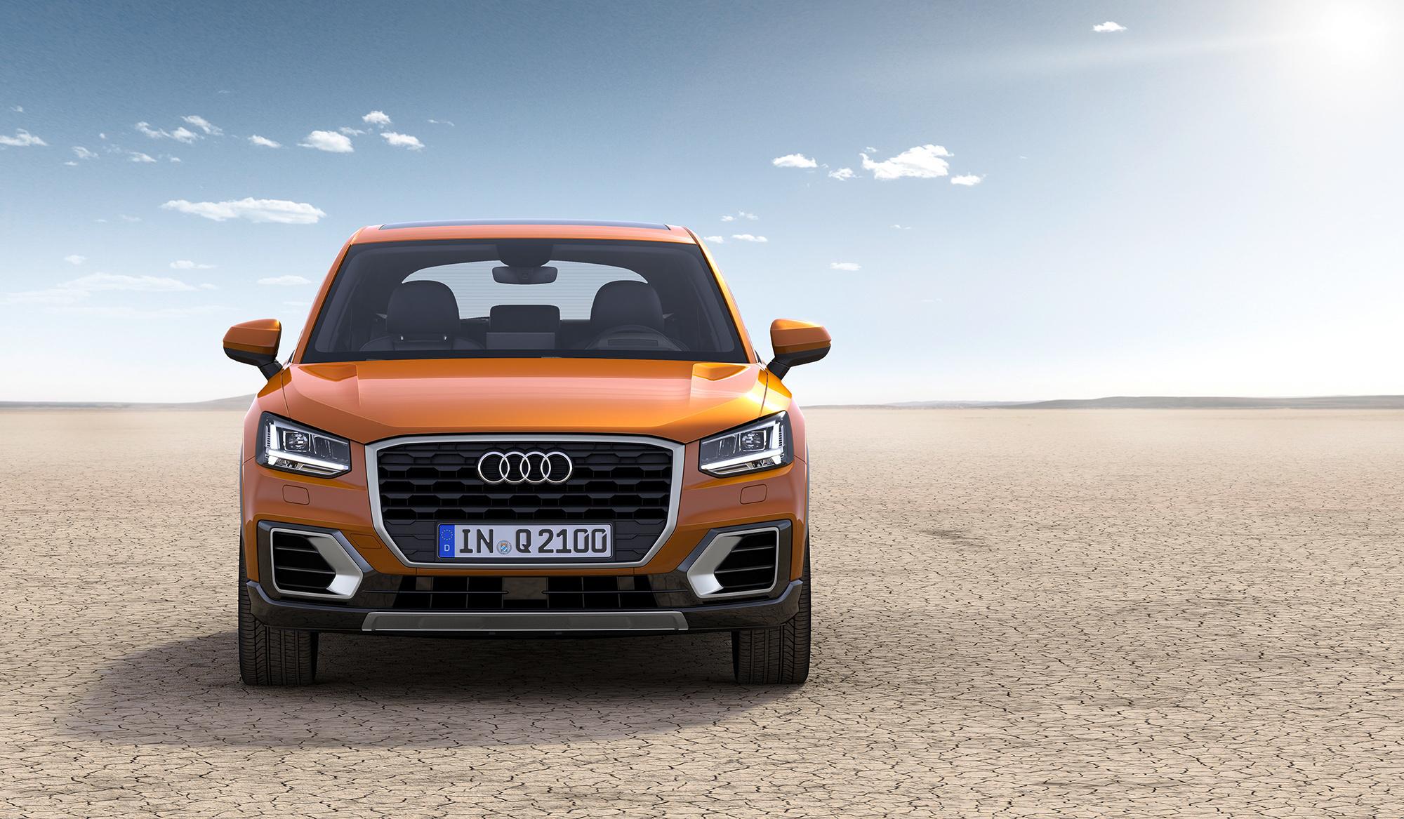 Audi Q2 Full HD