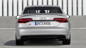 Audi S8 Plus HD Wallpaper