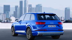 Audi SQ7 Computer Wallpaper