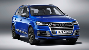 Audi SQ7 High Definition Wallpapers