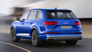 Audi SQ7 High Quality Wallpapers