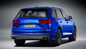 Audi SQ7 Photos
