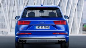 Audi SQ7 Pictures
