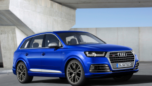 Audi SQ7 Wallpaper