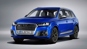 Audi SQ7 Wallpapers