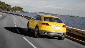 Audi TTQ Images