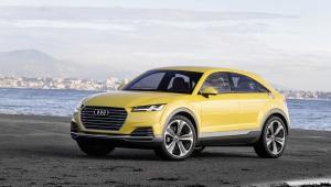 Audi TTQ Pictures