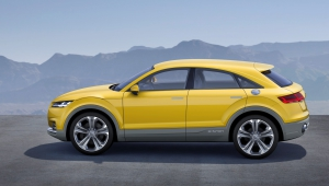 Audi TTQ Wallpapers HD