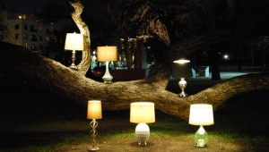 Battery Operated Cordless Table Lamps