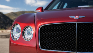 Bentley Flying Spur V8 S Pictures