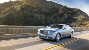 Bentley Mulsanne 4K