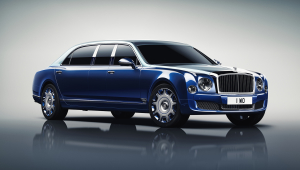 Bentley Mulsanne Grand Limousine Wallpapers