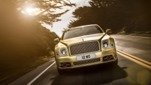 Bentley Mulsanne HD Desktop