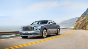 Bentley Mulsanne Wallpapers