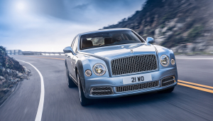 Bentley Mulsanne Wallpapers HD