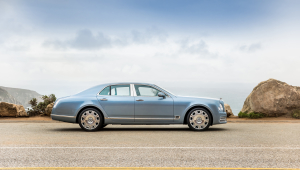 Bentley Mulsanne Widescreen