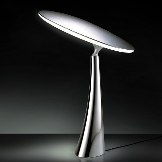 Modern desk lamps images for Modern contemporary table lamps