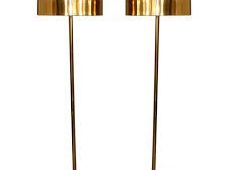 Brass Floor Lamps