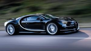 Bugatti Chiron Background