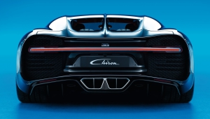 Bugatti Chiron Desktop Wallpaper