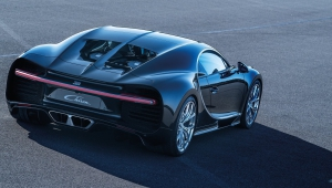 Bugatti Chiron Wallpapers