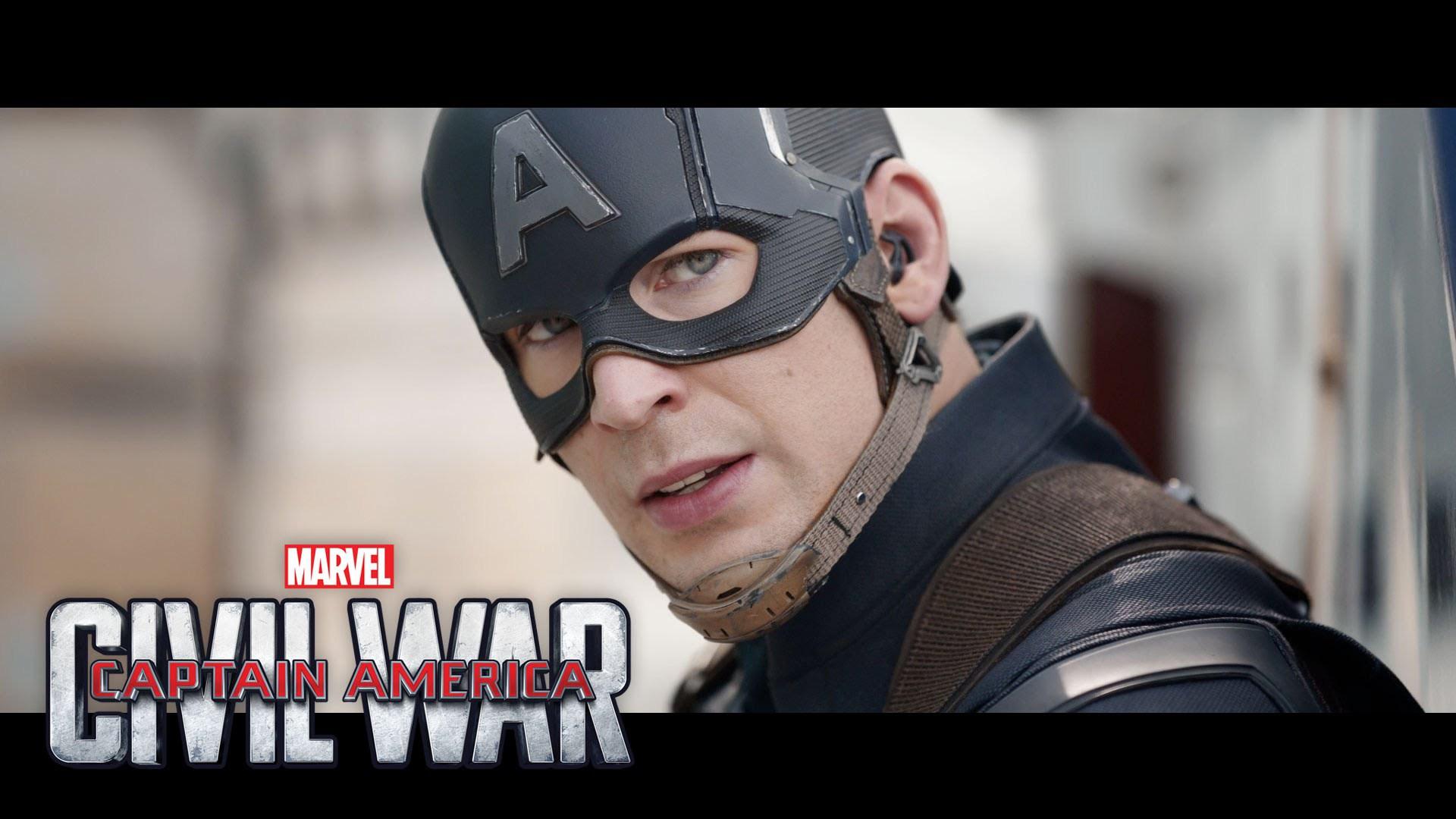 Captain America Civil War 4k: Captain America Civil War 4K