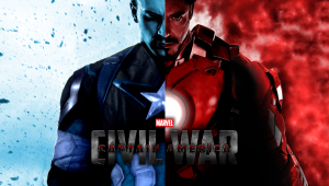 Captain America Civil War Background