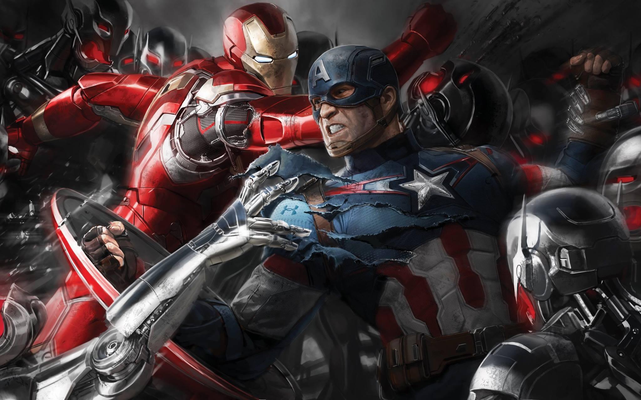 Captain America Civil War Wallpapers Hd: Captain America: Civil War Wallpapers Images Photos
