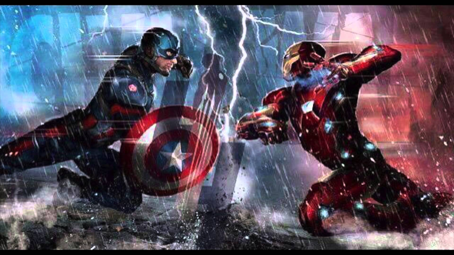 Captain America Civil War Wallpaper 4k: Captain America: Civil War Wallpapers Images Photos