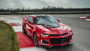 Chevrolet Camaro ZL1 Wallpapers HD