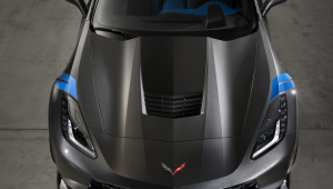 Chevrolet Corvette Grand Sport For Smartphone