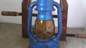 Dietz Oil Lamps Vintage