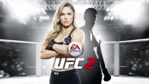 EA Sports UFC 2 Computer Wallpaper