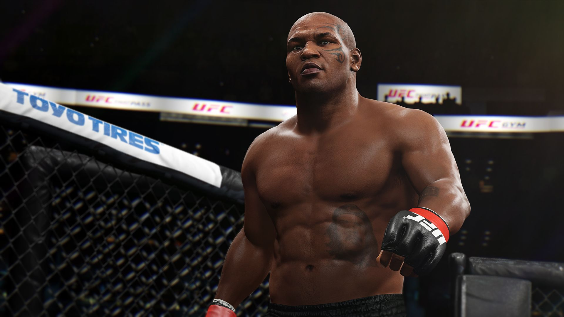 EA Sports UFC 2 High Quality Wallpapers