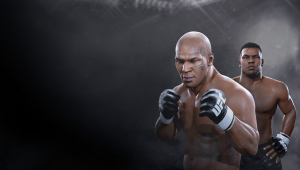 EA Sports UFC 2 Widescreen